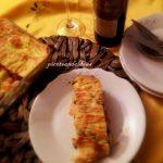 Pastel de pescado con salmón y gambas de Jaime Oliver