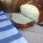 Pan de patata en pan de molde