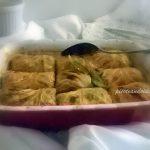 Sarmale- Rollitos de Col, carne y arroz