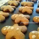Galletas de Jengibre y miel