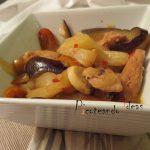 Juego de bloguer@s 2.0: Pollo cantones con piña a mi estilo