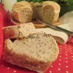 Rosca de pan especiado