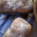 Pan integral con tomillo y pimenton dulce