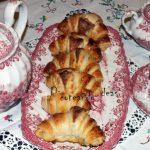 Croissants rellenos