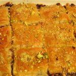 Baklava dulce