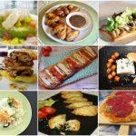 Recetas para cenar de bloggers I