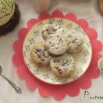 Juego de bloguer@s 2.0: Muffins de pera y chocolate