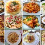 12 Recetas con pasta