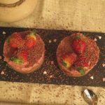 Juego de Bloguer@s 2.0:Tarta de chocolate y fresa
