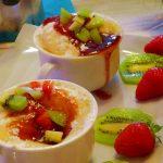 Juego de Bloguer@s 2.0: Mug cake o bizcocho taza con frutas