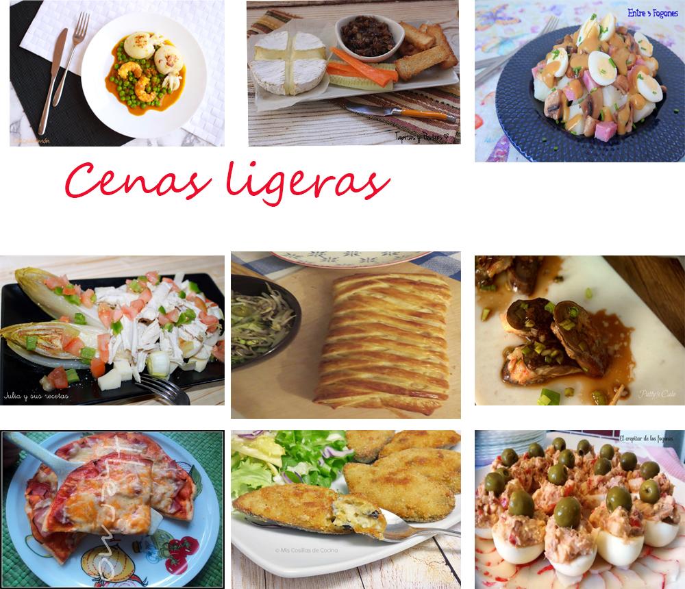 Picoteando ideas recetas para cenar en verano for Ideas para cenar rapido y facil