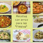 Arroz en 8 recetas para las Fiestas
