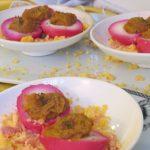 Huevos Rosas con sardinas – Asaltablogs