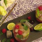 Gin-tonic de frambuesa – Juego de Blogueros 2.0
